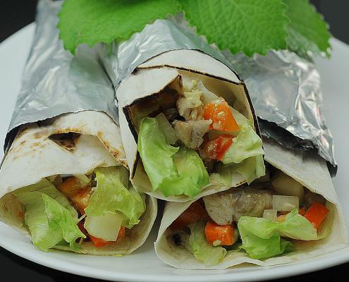 FIL-MEX Burrito