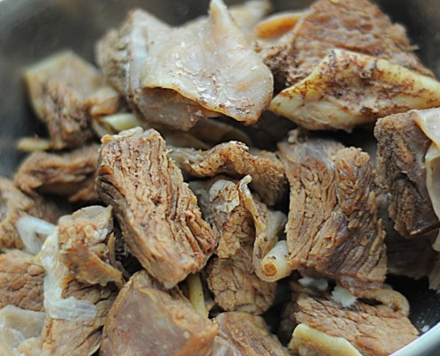 Tender Boiled Beef