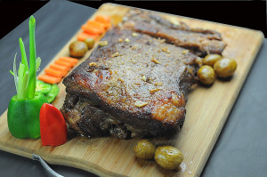 Christmas Eve's Slow Roasted Beef-SIDE