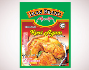 Ikan Brand Curry Paste