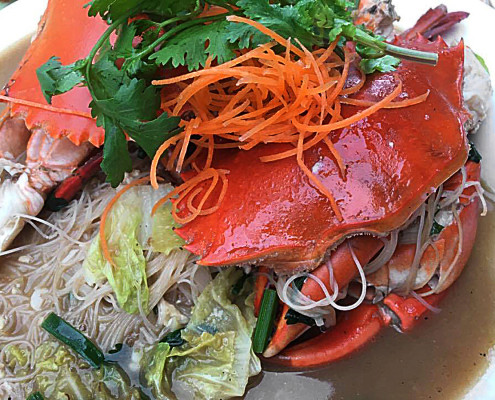 Crab Beehon