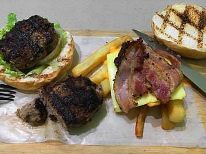 Burgasm Slutty Burger